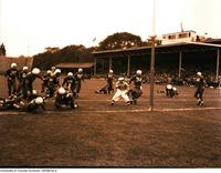 Varsity Blues Football Game, Assumption vs Varsity