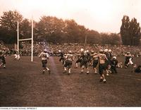 Varsity Blues Football Game, Varsity at Queen's