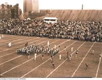 Varsity Blues Football Game, Varsity vs Western