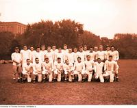 Varsity Blues Football Team, 1949-1950