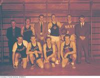 Intramural Men's Basketball, Meds I Team, 1948-1949