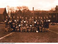 Intramural Men's Football- Junior Meds Team, 1949-1950