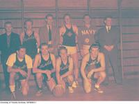 Intramural Men's Basketball - Meds I Team 1948-49