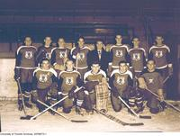 Intramural Men's Hockey - Senior Meds Team