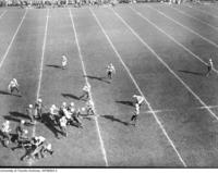 Varsity Blues Football Game, Toronto vs Western