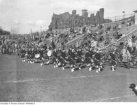 Varsity Blues Football Game - Varsity vs McGill