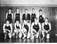Intramural Men's Basketball - Senior Meds Team, 1951-52