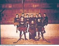 Intramural Men's Hockey - unidentified team