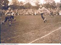 Varsity Blues Football Game - unidentified