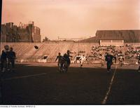 Football - unidentified game or practice at Varsity stadium