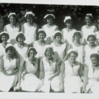 Basic Bachelor of Science in Nursing, Class of 1955