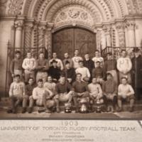 1903 University of Toronto Football Team