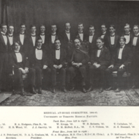 Medical At-Home Committee, 1904-1905