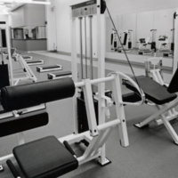 Erindale College (UTM), Exercise Room
