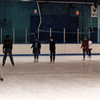 Erindale College (UTM), staff ice skating