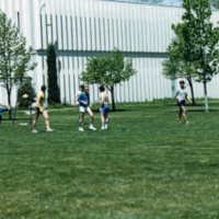 Erindale College (UTM), North Building, soccer