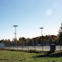 Erindale College, tennis courts
