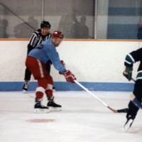 Erindale College (UTM), Men's Hockey game