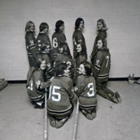 Erindale College (UTM), Women's Hockey Team Picture