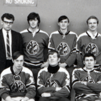 Erindale College (UTM), Men's Lacrosse Team  (1969)