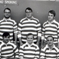 Erindale College (UTM), Men's Volleyball Team Picture (1969)