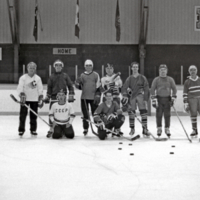 Erindale College (UTM), Men's Hockey Team Picture
