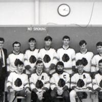 Erindale College (UTM), Men's Hockey Team Picture (1969)