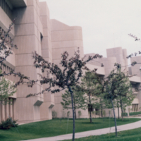 UTM, South Building / William G. Davis Building
