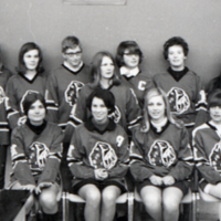 Erindale College (UTM), Women's Hockey Team Picture (1969)