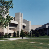 South Building / William G. Davis Building, UTM, exterior view