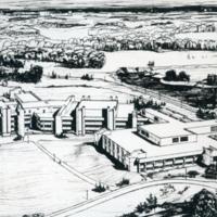 UTM, campus sketch