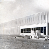 Erindale College (UTM), North Building, construction of extension