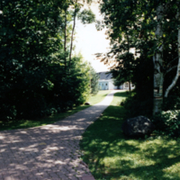 Erindale College (UTM),  pathway to Thomas Cottage