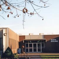 Erindale College (UTM), North Building, official entrance