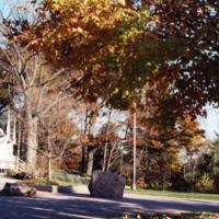 Erindale College (UTM), Colman House, pathway
