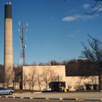 Erindale College (UTM), Central Utilities Plant