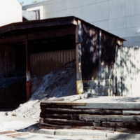 Erindale College (UTM), Central Utilities Plant, shed