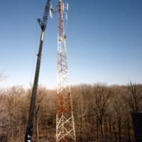 Erindale College (UTM), Central Utilities Plant, antenna