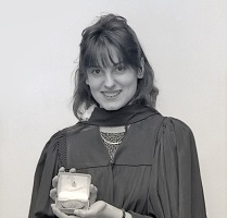 UTM Convocation (June 1989), graduate