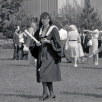 UTM Convocation (June 1988), graduate