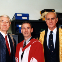 Erindale College (UTM), Installation of Principal Ian Orchard