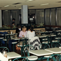 Erindale College (UTM), South Building, cafeteria
