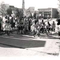 UofT Day Tricycle Races