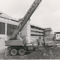 Construction of Recreation Wing, Scarborough Campus