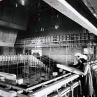 Interior Construction of Meeting Place
