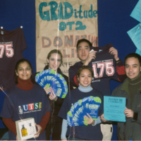 Students with Prizes from the GRADitude Campaign