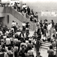 French Student Union Event in Meeting Place