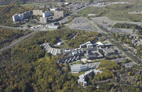 UTSC aerial photograph