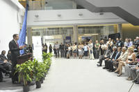 UTSC Instructional Centre opening, 31 Aug 2011