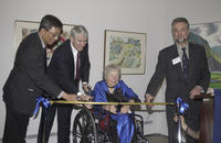 Doris McCarthy Gallery opening